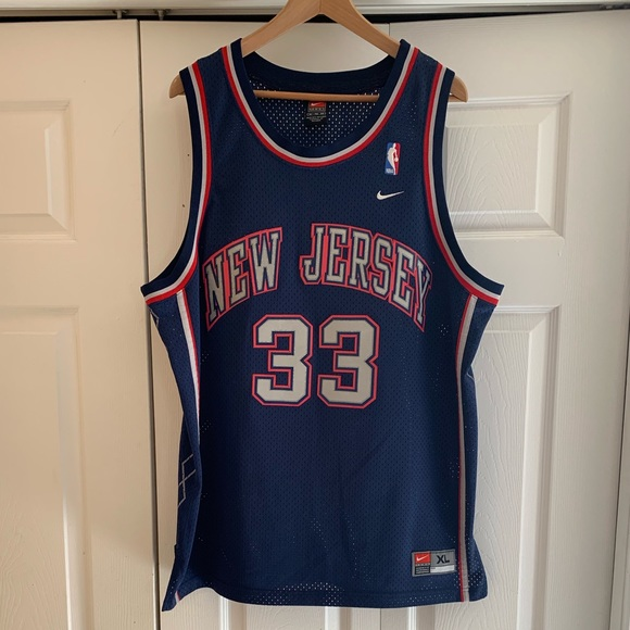 5801f78b6 Vtg Stephon Marbury New Jersey Nets Swingman
